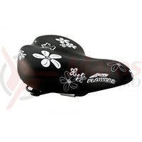 Sa Selle C.Bike Happy Flowers black/silver S.Montegrappa