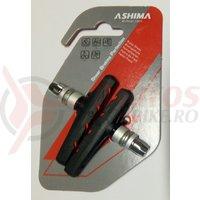 Saboti Ashima AP66V-H-AL, MTB, 72mm, negru/rosu