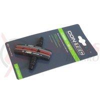 Saboti frana Contec CBS-450 72mm MTB negru/gri/portocaliu