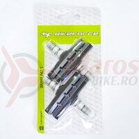 Saboti frana cu filet 12T3G2 - 70 mm negru/gri, 2 perechi