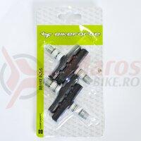 Saboti frana cu filet HJ-601.12T3 60mm negru, 2 perechi