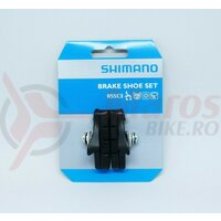 Saboti frana Shimano BR-R561 R55C3, rezerve, negru, 1 per