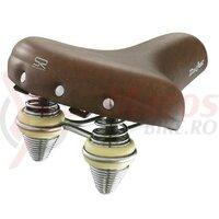 saddle Selle Royal Drifter Med. Premium brown,Unisex,251x221mm,relaxed,1000g
