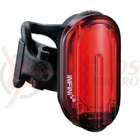 Lumina de siguranta Infini I-210R Olley red LEDs, negru