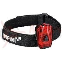 Lumina spate de siguranta Infini I-260 Lava Sport black, USB