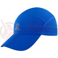 Sapca alergare Salomon Cap XA nautical blue