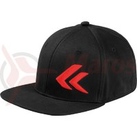 Sapca baseball Kross Fullcap red