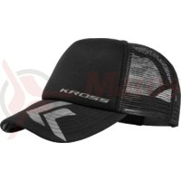Sapca baseball Kross Trucker graphite