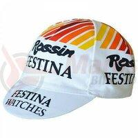 Sapca ciclist profi Race Festina Rossin