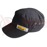 Sapca Continental logo Black Chili M