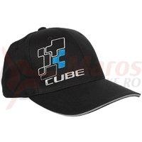 Sapca Cube Cap blackline
