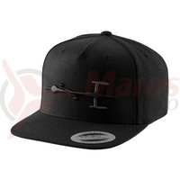 Sapca Cube Freeride cap bike black