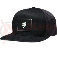 Sapca Shift 3Lue Label Basalt Snapback black/char