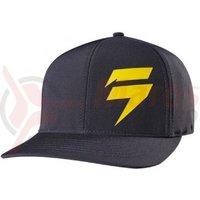 Sapca Shift 3Lue Label Flexfit Hat blk vin