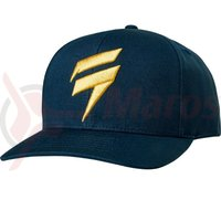 Sapca Shift Navy Gold Corp Snapback nvy/gld