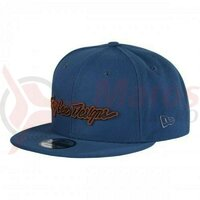Sapca Troy Lee Designs Classic Signature Blue