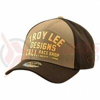 Sapca Troy Lee Designs Peak Khaki Walnut
