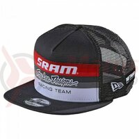 Sapca Troy Lee Designs Sram Racing Block Dark Charcoal