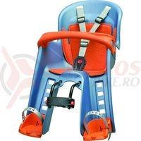 Scaun copii Polisport Bilby-Jr montare fata albastru/portocaliu