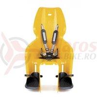 Scaun copil Bellelli Lotus Standard B-fix galben mustar max.22kg