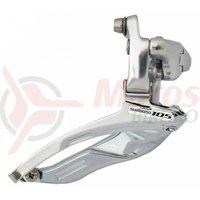 Schimbator fata Shimano 105 FD-5504-S Triplu argintiu Vrac