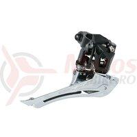 Schimbator fata Shimano 105 FD-R 7000 2x11V, black, clamp 31.8 mm