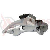 Schimbator fata Shimano FD-M590 28.6-31.8-34.9mm 63-66 grade colier argintiu