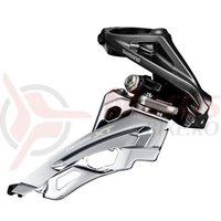 Schimbator fata Shimano Deore XT FD-M8000-H 3x11 High Clamp Side Swing