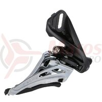 Schimbator fata Shimano Deore FD-M4100-D 2x10V, side swing, front pull, Direct Mount