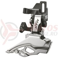 Schimbator fata Shimano XTR FD-M986-D down swing tragere dubla prindere direct mount pt. 10v