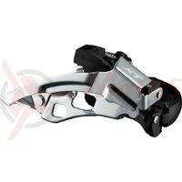 Schimbator fata Shimano DeoreXT Top Swing FD-T8000, Dual Pull, 63-66 black Low-C