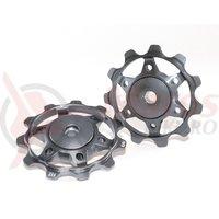 Schimbator spate XLC pully PU-A02 titanium