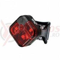 Sclipitor Infini I-220R Aria, 3 leduri rosii, 2functii, negru, bateri incluse, 25gr