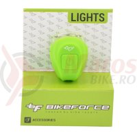 Sclipitor spate BikeForce Boomer Green