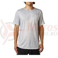 Tricou Fox Seca SS Knit heather grey