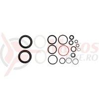 Service kit de baza furca Rockshox PIKE DJ,include semeringuri praf ulei(o-rings,foam rings)