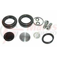 Service kit de baza Rockshox Paragon Silver Coil,include o-ringuri, semeringuri, inele praf