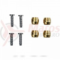 Set BBB FittingKit BCB-282 SHIMANO 2.1mm