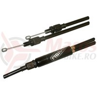 Set cablu&camasa frana bmx mijloc Fibrax FCB 1209