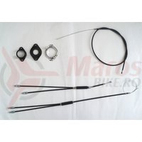 Set cablu frana si camasi complet BMX