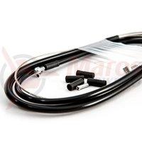 Set cablu si manta frana mtb Fibrax FCB1202