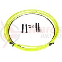 Set cabluri + camasi schimbator RFR universal sport galben neon
