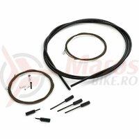 Set cabluri si camasi schimbator Shimano Dura Ace negru