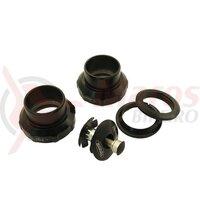 Set cuvete directie - A-HEAD 1 1/8'' (28.6), 34, aluminiu, rulment industrial