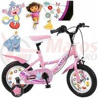 Set Decoratiuni Spite 24 buc pentru Biciclete Copii