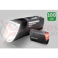 Set far Trelock LS760 I-Go Vision/ LS720 Reego negru