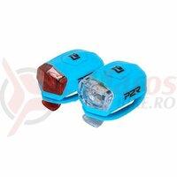 Set Flash cu Baterii P2R FREYO Albastru