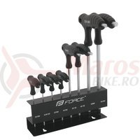 Set imbus Force Kit 8 2-10mm cu stand