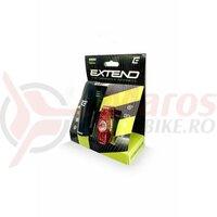 Set lumini cu baterii Extend Nirro 100 lm+ 4 lm