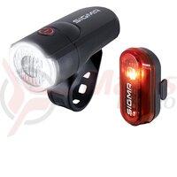 Set lumini cu baterii Sigma Curve- Aura 30